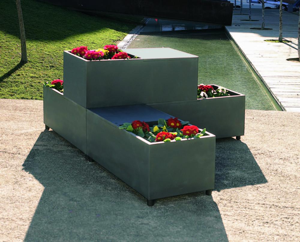 Jardinera cube