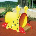 Túnel girafa
