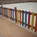 Valla de Colores