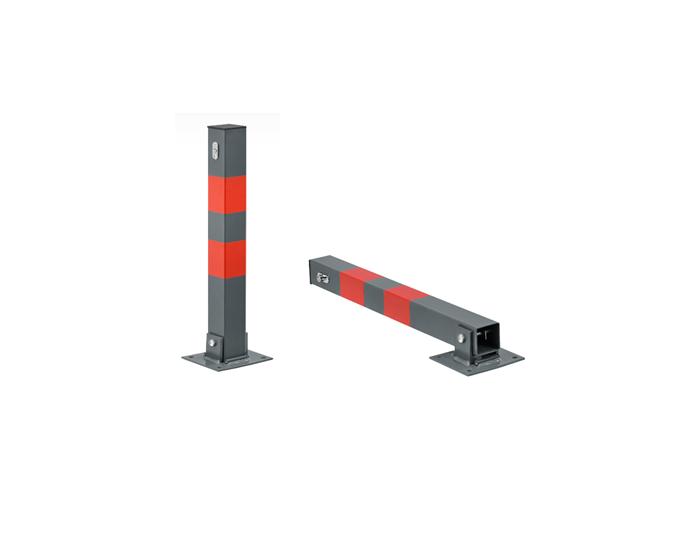 Pilona Abatible